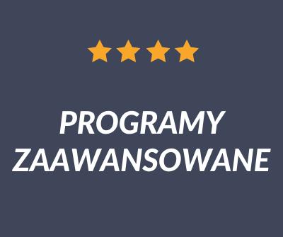 Programy zaawansowane